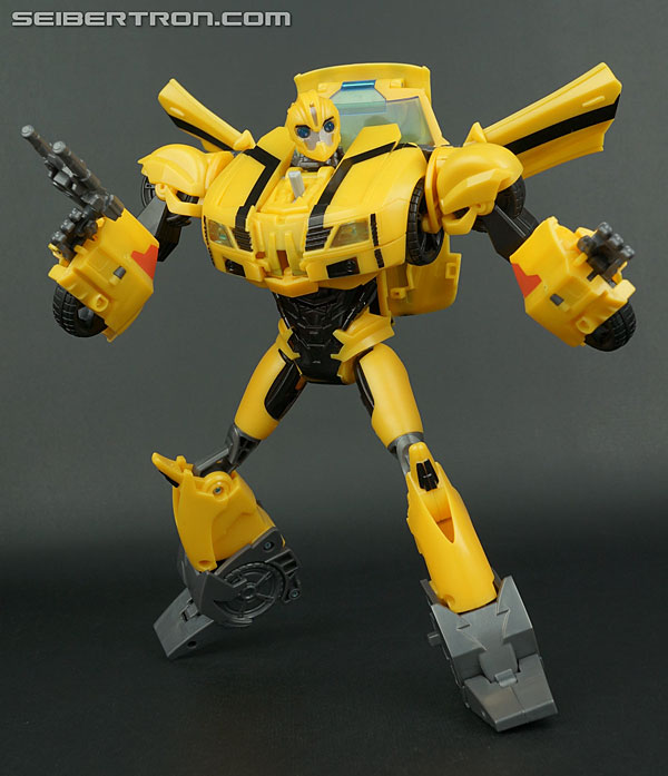 Transformers Prime Weaponizer Bumblebee Complete Leader
