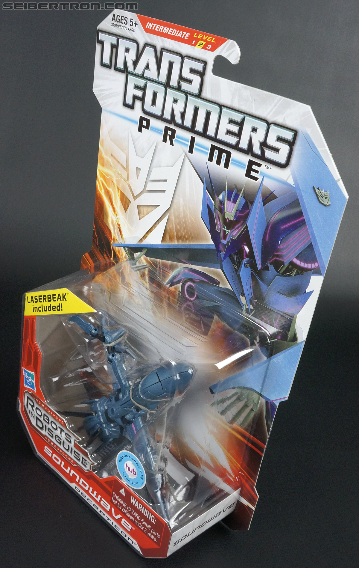Transformers Prime: Robots In Disguise Soundwave (Image #21 of 139)