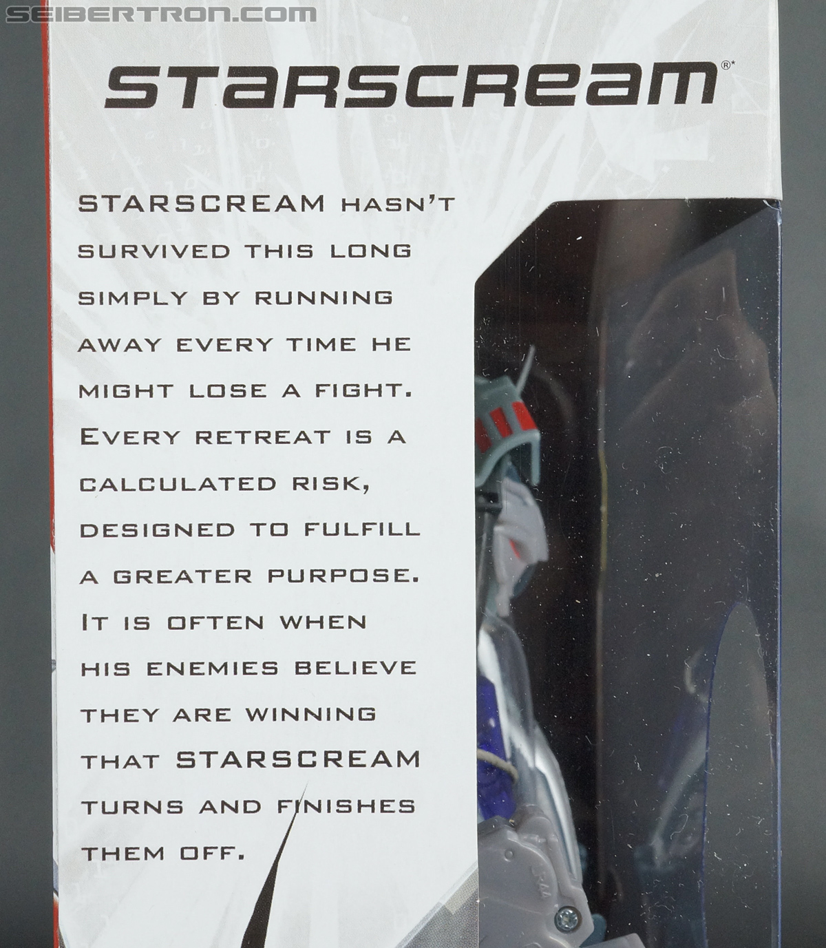 Transformers Prime: Robots In Disguise Starscream (Image #8 of 202)