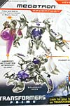 Transformers Prime: Robots In Disguise Megatron - Image #17 of 181