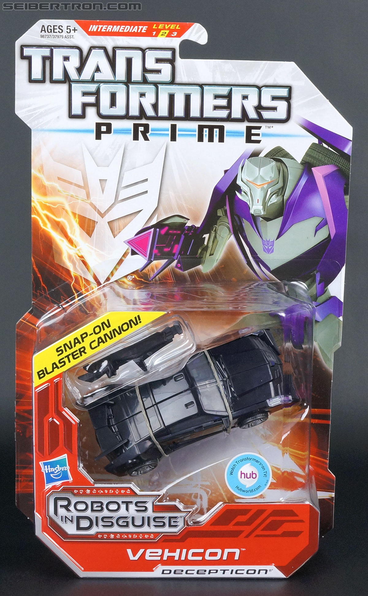 Transformers Prime: Robots In Disguise Vehicon (Image #1 of 231)