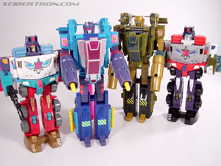 Transformers G1 1992 Thunderclash (Image #109 of 112)