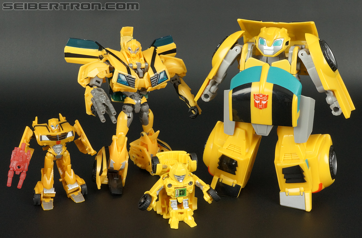 Transformers Bot Shots Bumblebee (Image #69 of 70)