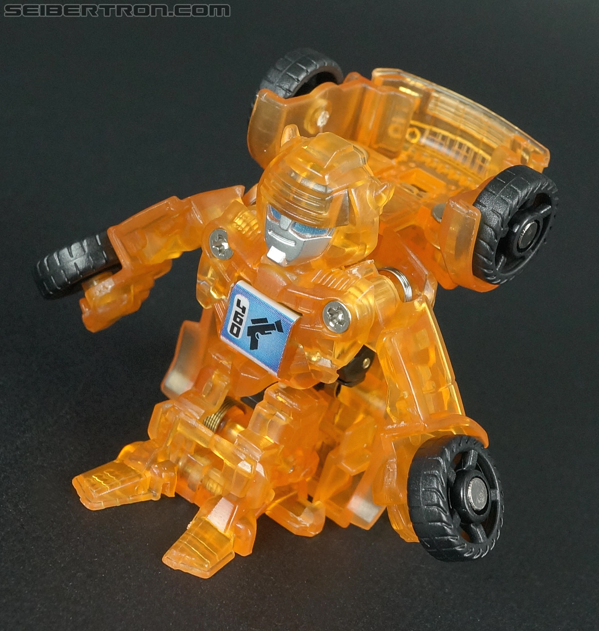 Transformers Bot Shots Bumblebee (Chase) (Image #62 of 82)