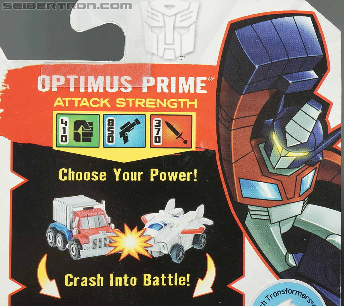 Transformers Bot Shots Optimus Prime (Image #6 of 70)