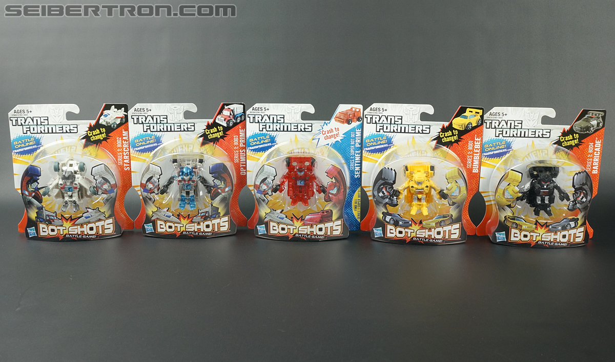 Transformers Bot Shots Optimus Prime (Image #13 of 70)