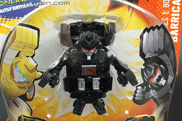 Transformers Bot Shots Barricade (Image #2 of 68)