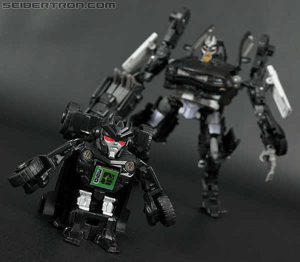 Transformers Bot Shots Barricade (Image #67 of 68)