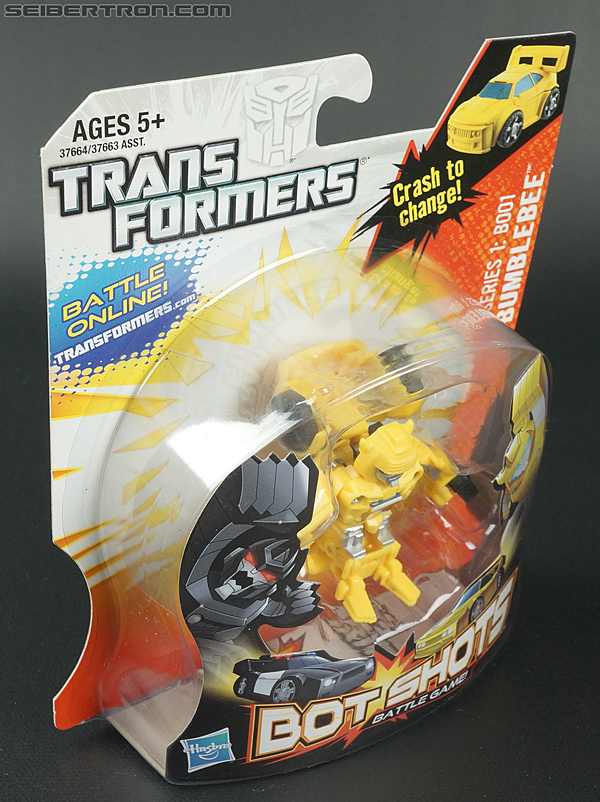 Transformers Bot Shots Bumblebee (Image #3 of 70)
