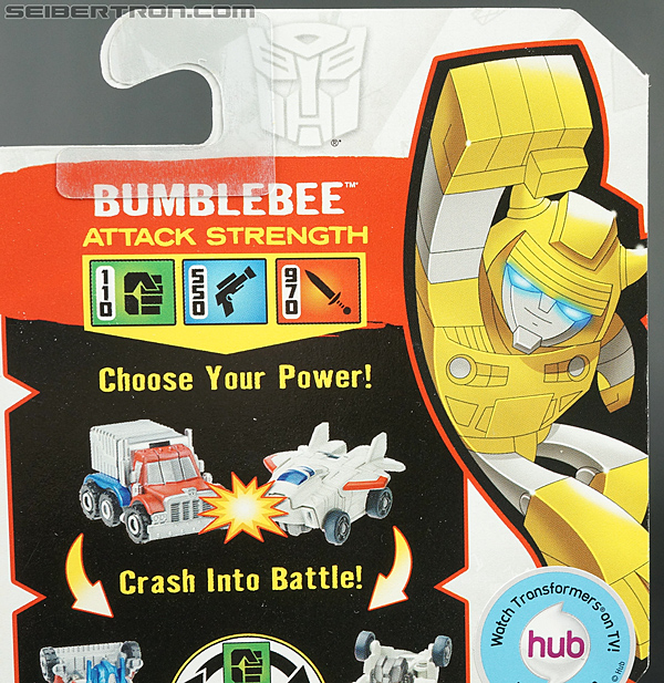 Transformers Bot Shots Bumblebee (Image #6 of 70)