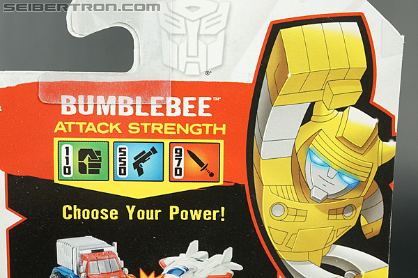 Transformers Bot Shots Bumblebee (Image #7 of 70)