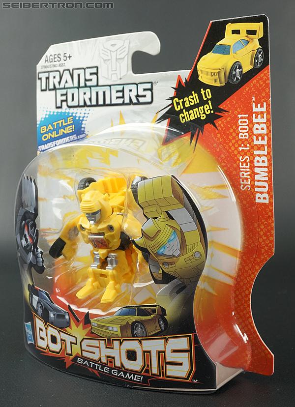 Transformers Bot Shots Bumblebee (Image #9 of 70)
