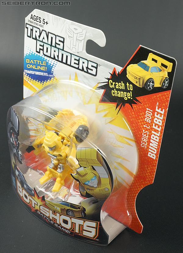 Transformers Bot Shots Bumblebee (Image #10 of 70)