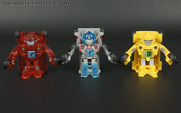 Transformers Bot Shots Bumblebee (Image #61 of 70)