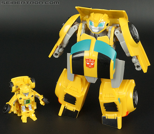 Transformers Bot Shots Bumblebee (Image #68 of 70)