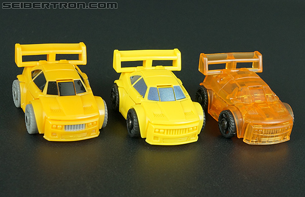 Transformers Bot Shots Bumblebee (3 pack) (Image #14 of 62)