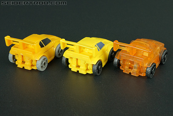 Transformers Bot Shots Bumblebee (3 pack) (Image #15 of 62)