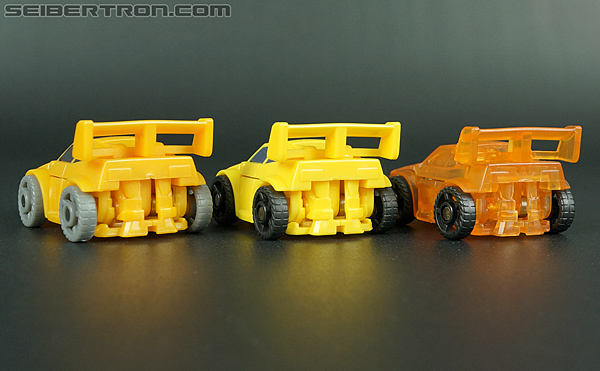 Transformers Bot Shots Bumblebee (3 pack) (Image #16 of 62)