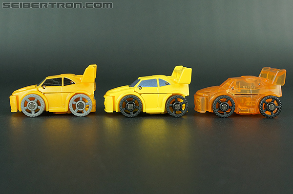 Transformers Bot Shots Bumblebee (3 pack) (Image #17 of 62)