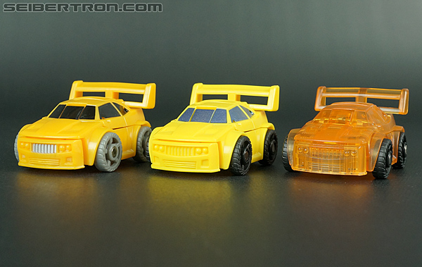 Transformers Bot Shots Bumblebee (3 pack) (Image #18 of 62)