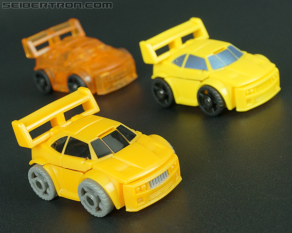 Transformers Bot Shots Bumblebee (3 pack) (Image #19 of 62)