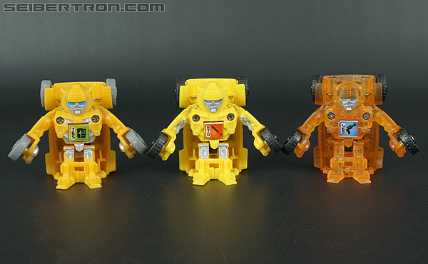 Transformers Bot Shots Bumblebee (3 pack) (Image #49 of 62)