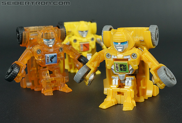 Transformers Bot Shots Bumblebee (3 pack) (Image #50 of 62)