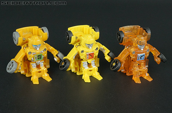 Transformers Bot Shots Bumblebee (3 pack) (Image #51 of 62)