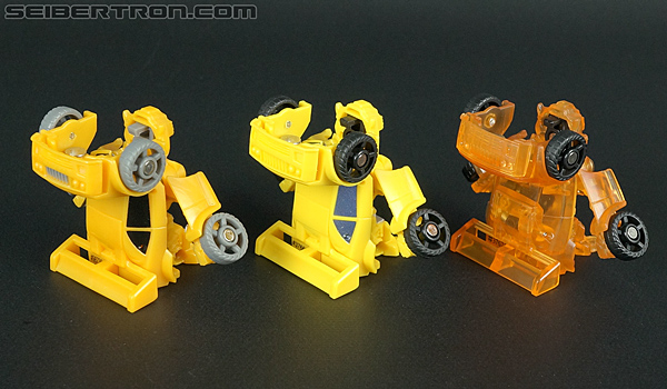 Transformers Bot Shots Bumblebee (3 pack) (Image #52 of 62)