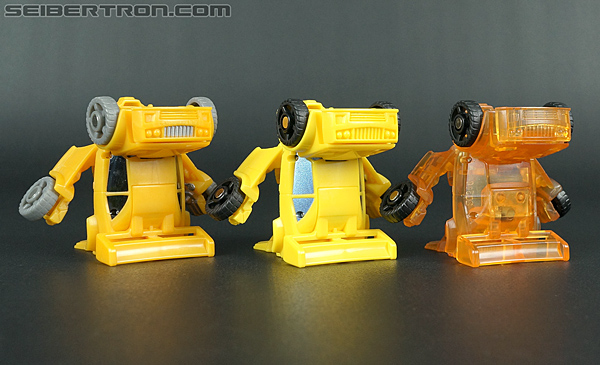 Transformers Bot Shots Bumblebee (3 pack) (Image #53 of 62)