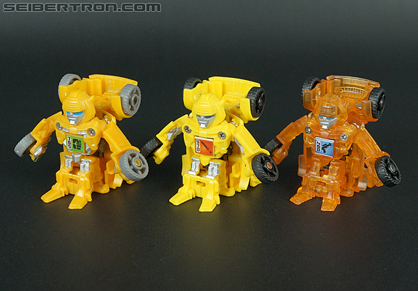 Transformers Bot Shots Bumblebee (3 pack) (Image #55 of 62)