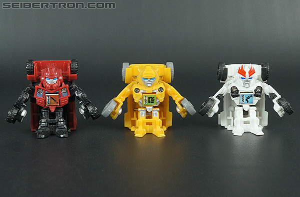Transformers Bot Shots Bumblebee (3 pack) (Image #57 of 62)