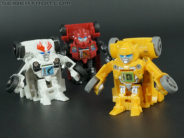 Transformers Bot Shots Bumblebee (3 pack) (Image #58 of 62)