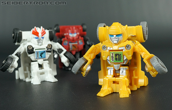 Transformers Bot Shots Bumblebee (3 pack) (Image #59 of 62)