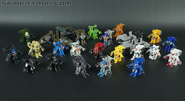 Transformers Bot Shots Bumblebee (3 pack) (Image #60 of 62)