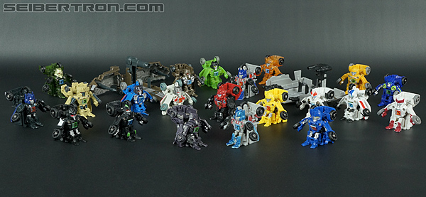Transformers Bot Shots Bumblebee (3 pack) (Image #61 of 62)