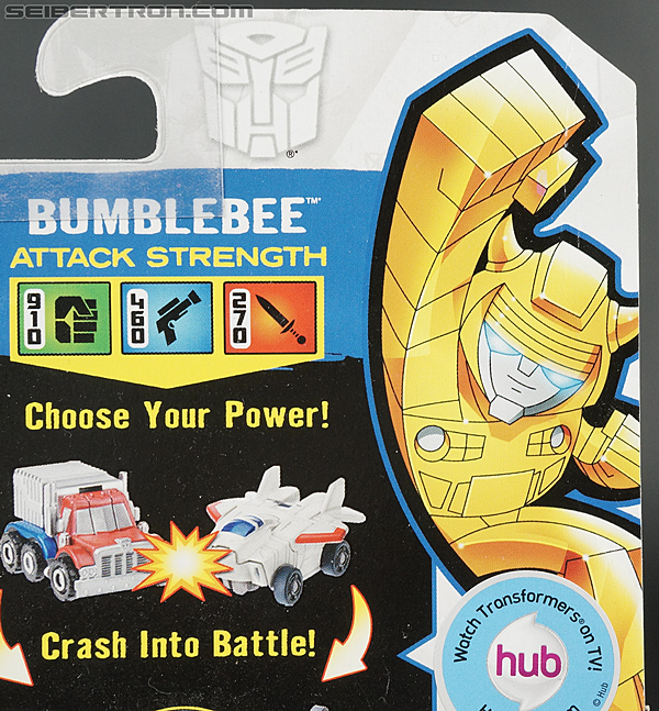 Transformers Bot Shots Bumblebee (Chase) (Image #10 of 82)