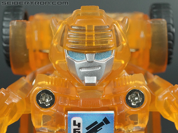 Transformers Bot Shots Bumblebee (Chase) gallery