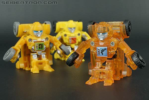 Transformers Bot Shots Bumblebee (Chase) (Image #70 of 82)