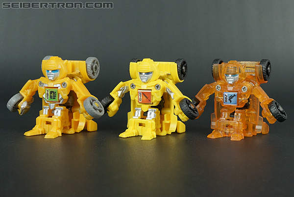 Transformers Bot Shots Bumblebee (Chase) (Image #74 of 82)