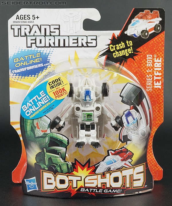 Transformers Bot Shots Jetfire (Image #1 of 78)