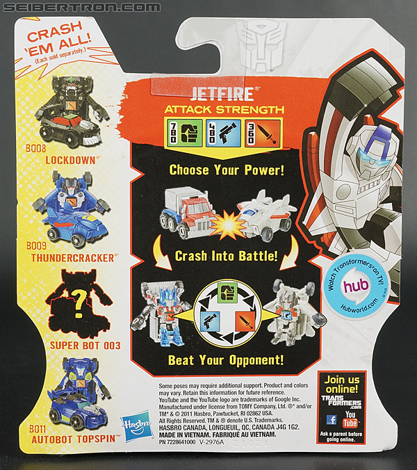 Transformers Bot Shots Jetfire (Image #6 of 78)