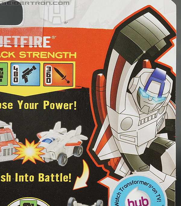Transformers Bot Shots Jetfire (Image #7 of 78)
