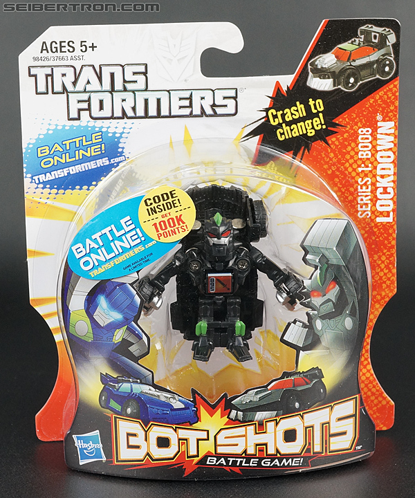 Transformers Bot Shots Lockdown (Image #1 of 77)