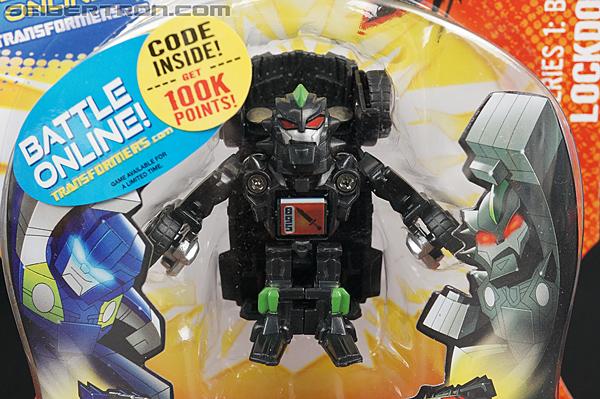 Transformers Bot Shots Lockdown (Image #2 of 77)