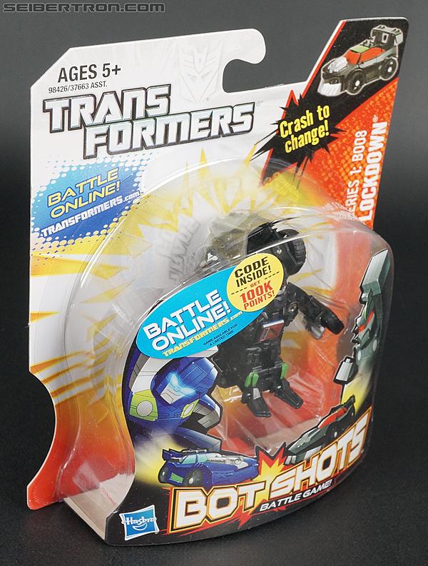 Transformers Bot Shots Lockdown (Image #4 of 77)