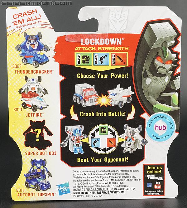 Transformers Bot Shots Lockdown (Image #6 of 77)