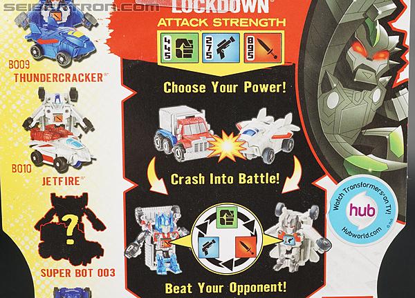 Transformers Bot Shots Lockdown (Image #7 of 77)