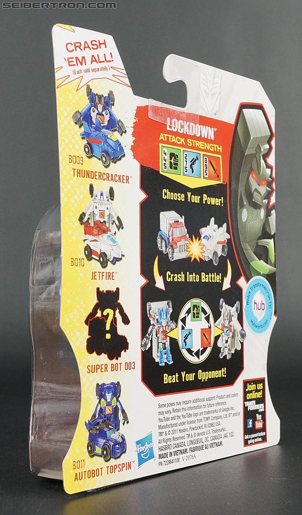 Transformers Bot Shots Lockdown (Image #8 of 77)