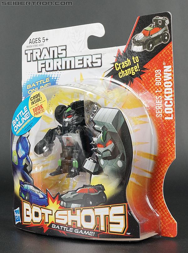 Transformers Bot Shots Lockdown (Image #9 of 77)